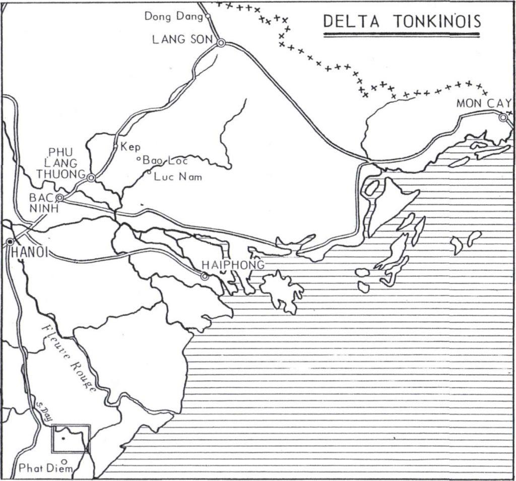 delta du Tonkin